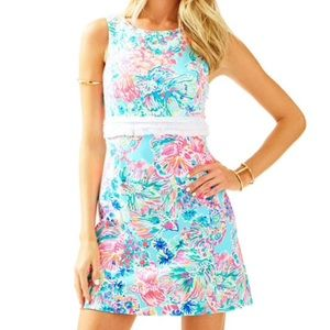Arden shift dress Lilly Pulitzer sz L